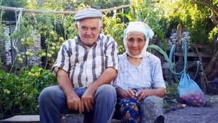 68 yıldır evli çift 10 dakika arayla hayatını kaybetti