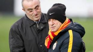 Galatasaray'da olay! Fatih Terim, Abdurrahim Albayrak yüzünden takım otobüsüne binmedi