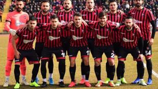TFF 2. Lig: Uşakspor: 1 - Sakaryaspor: 1