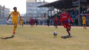 Niğde Anadolu FK - Eyüpspor: 1-3