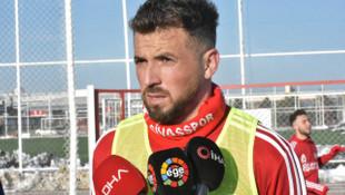 Sivassporlu Claudemir: Türkiye ligi zor ve rekabetçi bir lig