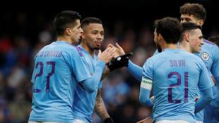 MAÇ SONUCU | Manchester City-Fulham: 4-0 (FA Cup)
