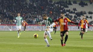 Süper Lig: Konyaspor: 0 - Galatasaray: 0 (Maç devam ediyor)