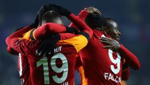 MAÇ SONUCU | Konyaspor-Galatasaray: 0-3 (Süper Lig Puan Durumu)