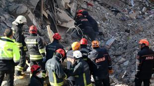 Elazığ depreminde ölü sayısı 41'e yükseldi