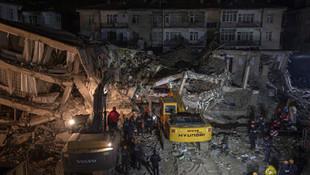 Elazığ depreminden bir acı haber daha ! Ölü sayısı 40'a yükseldi