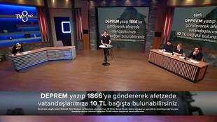 Acun Ilıcalı'nın programında Elazığ depremi için rekor bağış !