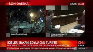 Bakan Soylu: İstanbul'da 7.5'lik deprem bekliyoruz
