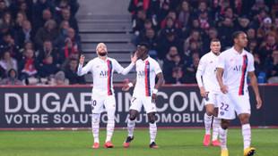 MAÇ SONUCU | PSG-Lille: 2-0 (Ligue 1)