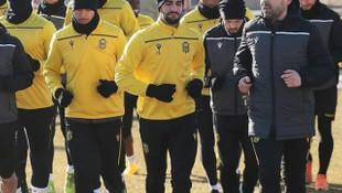 Yeni Malatyaspor Antalya'da kampa girecek