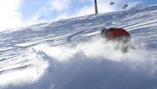 Snowboard nefes kesti