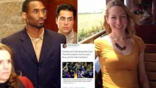 Kobe Bryant'ın ölümü ardından, Felicia Sonmez'in tecavüz davası paylaşımı tepki çekti