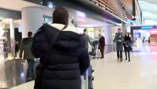 İstanbul Havalimanı'nda yakalandı ! Cezası ağır oldu