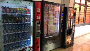 Yiyecek otomatlarının serüveni ve xy-dle-10c yiyecek otomatının gelişimi