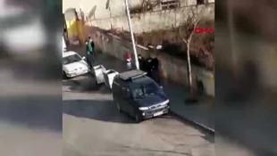 İstanbul'da pompalı tüfekli dehşet ! Yakalandılar...