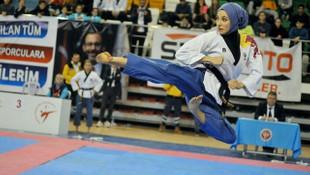 Tekvando Poomsae Türkiye Şampiyonası açılış seremonisi yapıldı