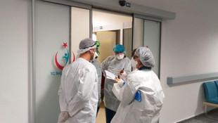 Aksaray'daki koronavirüs şüphesinde yeni gelişme