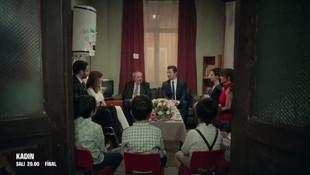 Kadın dizisinin final bölümü fragmanı yayınlandı