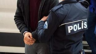Suriye uyruklu 4 zanlıya IŞİD gözaltısı!