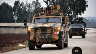 Suriye sınırına askeri sevkıyat!