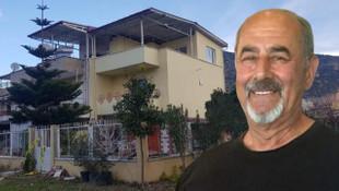 Aydın'da korkunç olay ! Hırsızlık için girdiği ev sahibini öldürüp, intihar etti