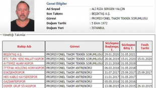 Beşiktaş'ta Sergen Yalçın dönemi resmen başladı