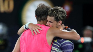 Rafael Nadal, Avustralya Açık'ta yarı finalde Dominic Thiem'e elendi