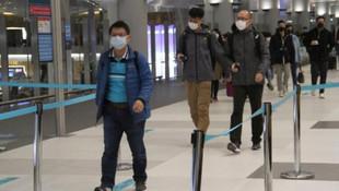 İstanbul Havalimanı'nda corona virüsü önlemi ! İkiye çıkarıldı