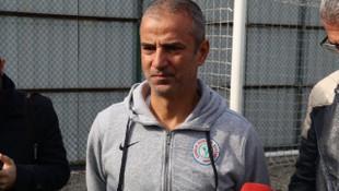 İsmail Kartal: Beşiktaş maçından iyi bir sonuç almak istiyoruz