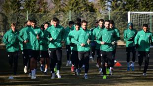 İttifak Holding Konyaspor'da Antalyaspor mesaisi sürüyor