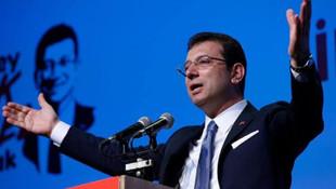 İmamoğlu, AK Partili Ünal'a böyle yanıt verdi