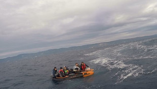 44 kaçak göçmen daha yakalandı