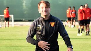 Antalyaspor'da Tamer Tuna sesleri