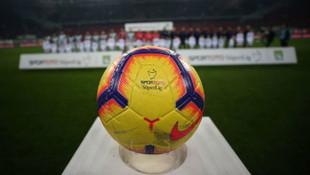 Spor Toto Süper Lig'in 18, 19, ve 20. hafta fikstürü açıklandı