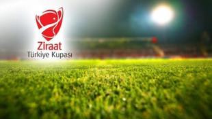 Ziraat Türkiye Kupası son 16 turu programı belli oldu