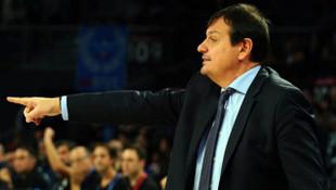 Ergin Ataman: Tüm oyuncularımız iyi performans sergiledi