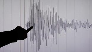 Marmaris açıklarında 5.5 büyüklüğünde deprem