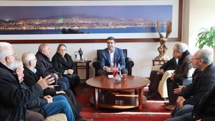 Başkan Gökhan Yüksel halk gününde vatandaşlarla buluştu