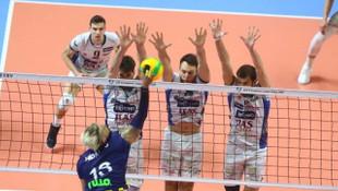 2020 CEV Erkekler Şampiyonlar Ligi: Fenerbahçe HDI Sigorta: 1 - Trentino Itas: 3