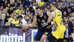 MAÇ SONUCU | ALBA Berlin-Fenerbahçe Beko: 70-74 (THY Euroleague)