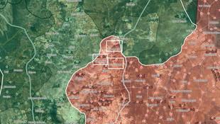 Türkiye'den Suriye'de 13. gözlem notkası
