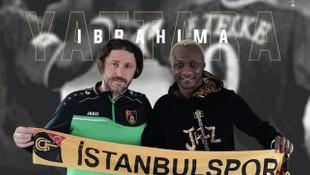 İstanbulspor'da Tekke'nin yardımcılığına Yattara getirildi