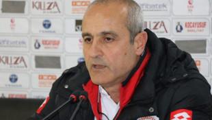 """Eyüp Arın: """"Üçüncü gol oyuncuları ve bizi rahatlattı"""""""