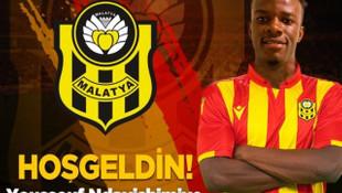 Yeni Malatyaspor'dan son dakika transferleri
