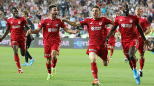 Sivasspor deplasmanda 12 puan topladı