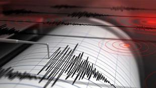 Ege Denizi'nde deprem ! İzmir, Aydın ve Manisa'da hissedildi