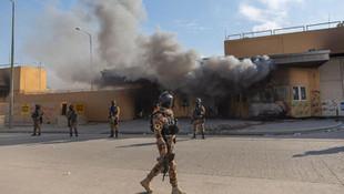 Sular durulmuyor ! Bağdat'ta bir saldırı daha