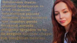 Ceren Özdemir'in o sözleri mezar taşına yazıldı