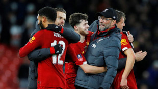 Liverpool 16 yıllık namağlup rekorunun peşinde