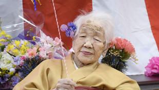 Dünyanın en yaşlı insanı 117. yaşını kutladı